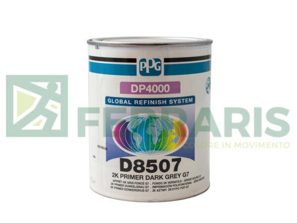PPG D8507 FONDO BAGNATO NERO LITRI 1