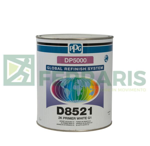PPG D8521 FONDO BIANCO DP5000 LITRI 3