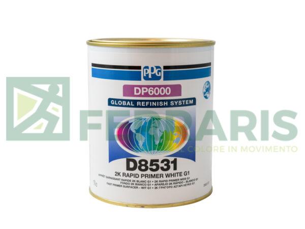 PPG D8531 FONDO BIANCO DP6000 LITRI 1