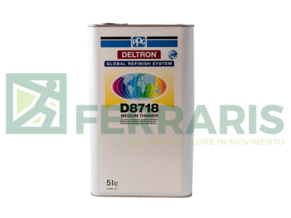 PPG D87185 DILUENTE NORMALE LITRI 5