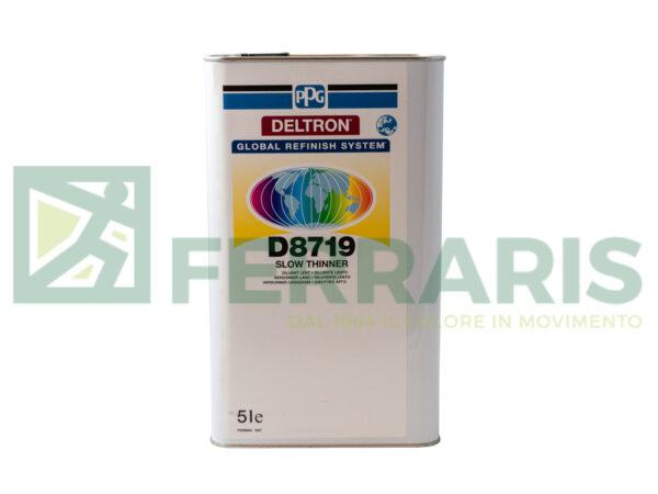 PPG D8719 DILUENTE LENTO LITRI 5