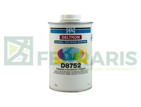 PPG D8752 DILUENTE EPOSSIDICO LITRI 1