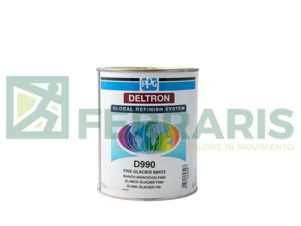 PPG D990 DELTRON BC FINE WHITE LITRI 1