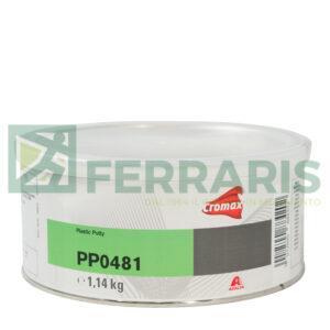 CROMAX PP0481 STUCCO PER PLASTICHE KG 1,14