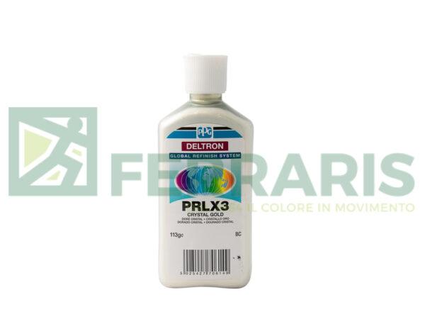 PPG PRLX3 DELTRON EB CRYSTAL GOLD 113 GRAMMI