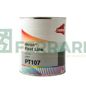 Cromax PT107 BASE Imron baja resistencia de 3,5 litros NEGRO