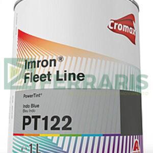 Cromax PT122 BASE Imron INDO BLUE 1 LITROS