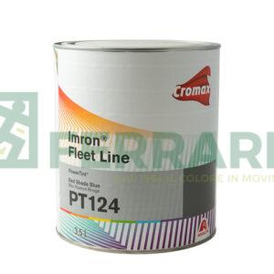 Cromax PT124 BASE Imron 3.5 LITROS tono rojo AZUL