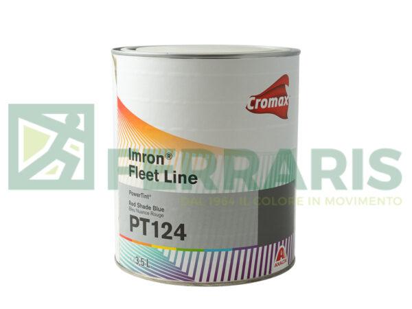 CROMAX PT124 BASE IMRON RED SHADE BLUE LITRI 3,5