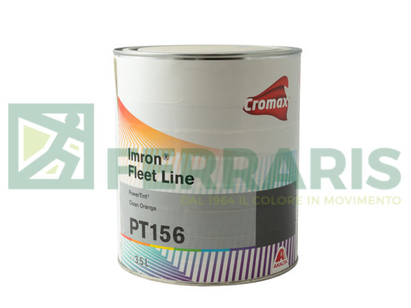 CROMAX PT156 BASE IMRON CLEAN ORANGE LITRI 3,5