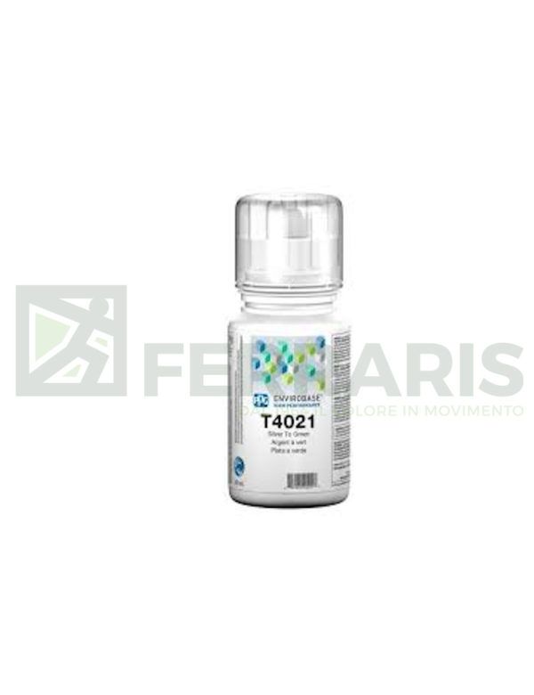 PPG T4021 ENVIROBASE SILVER/GREEN ML 250