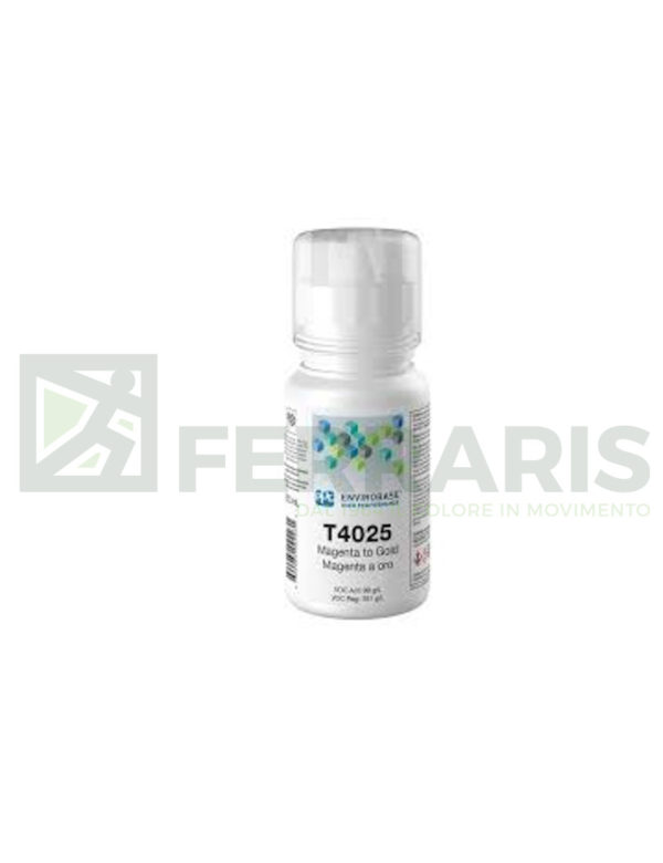PPG T4025 ENVIROBASE MAGENTA/GOLD ML 250