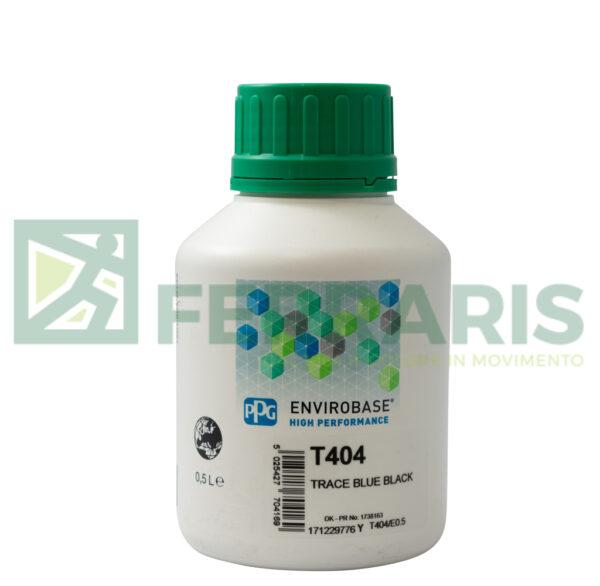 PPG T404 ENVIROBASE HP BLUE BLACK LITRI 0,5