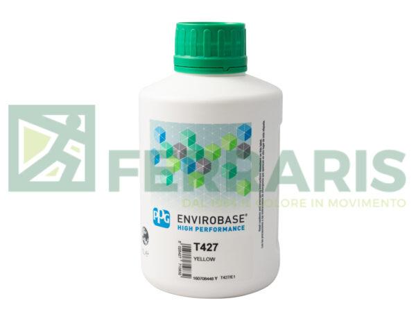 PPG T427 ENVIROBASE HP YELLOW LITRI 1