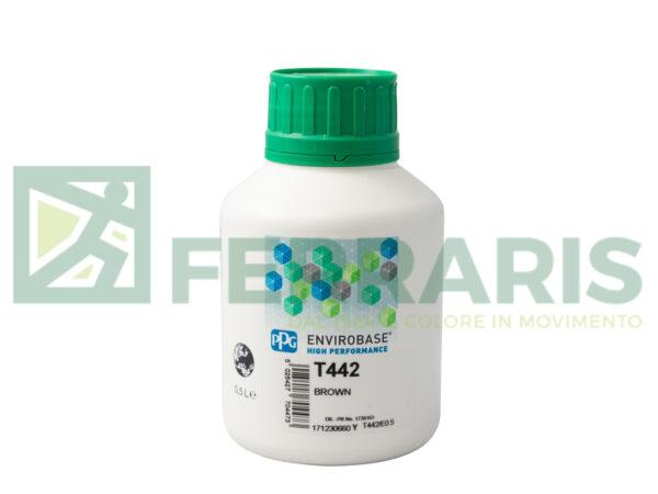 PPG T442 ENVIROBASE HP BRUNO LITRI 0,5