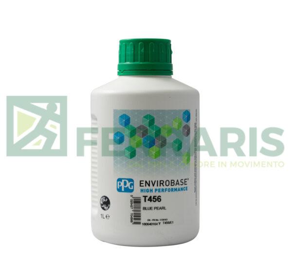 PPG T456 ENVIROBASE HP BLUE PEARL LITRI 1