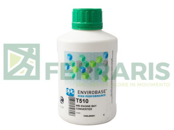 PPG T510 ENVIROBASE LEGANTE DA LITRI 1
