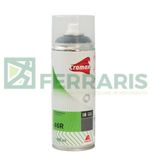 CROMAX 46R SPRAY 1K PRIMER GRIGIO SCURO ML 400