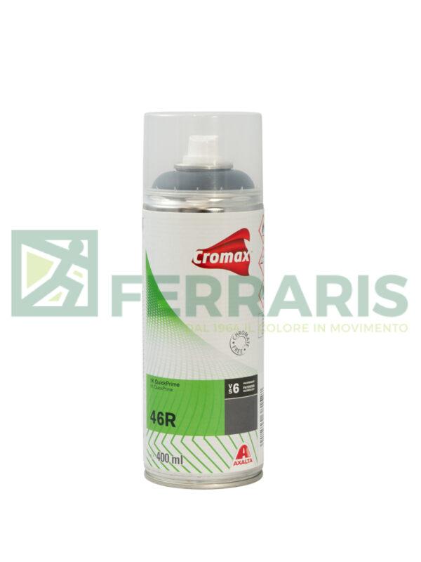 CROMAX 46R SPRAY 1K PRIMER GRIGIO SCURO ML 400