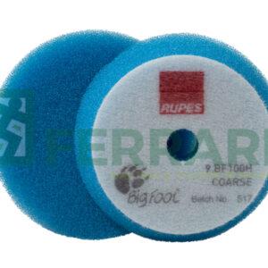 RUPES 9.BF100H TAMPONE VELCRATO BLU DIAMETRO 80/100 mm