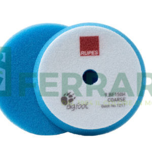 RUPES 9.BF150H TAMPONE IN SPUGNA COARSE BLU DIAMETRO 130/150 mm