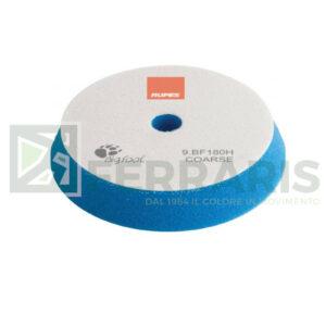 RUPES 9.150BF180H TAMPONE IN SPUGNA COARSE BLU DIAMETRO 150/180 mm