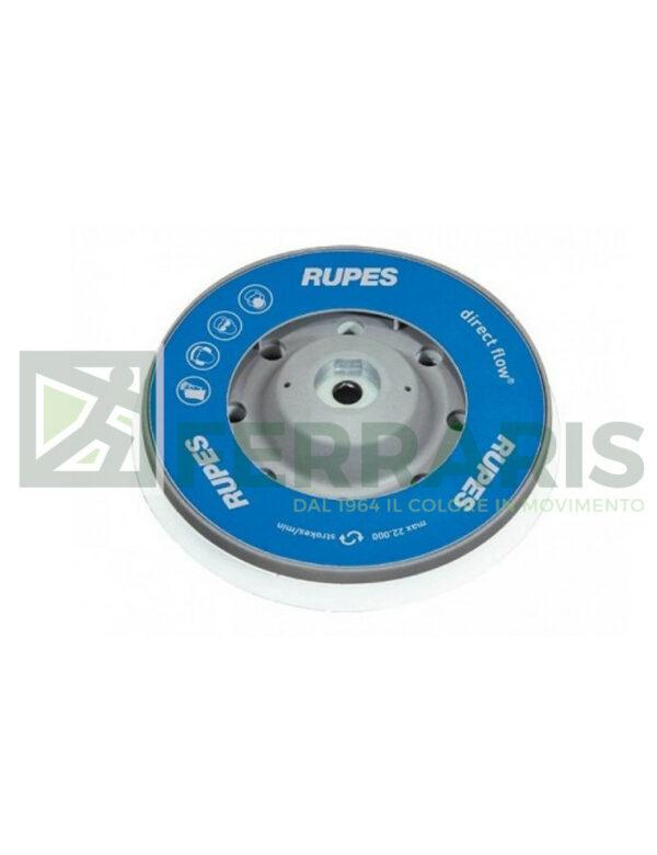 RUPES 980.027N PLATORELLO DIAMETRO 125 mm CON VELCRO ATTACCO M8