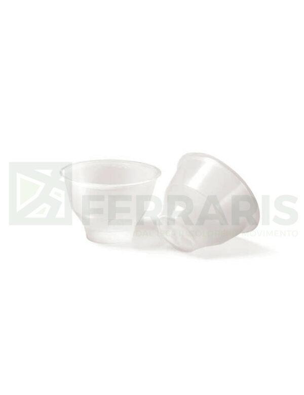 SISTAR 131.0515 TAZZA FILTRO IN PLASTICA 2500 MAGLIA PEZZI 50