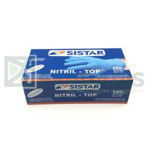 SISTAR 553.2751.XL GUANTI NITRIL-TOP TAGLIA XL PEZZI 101