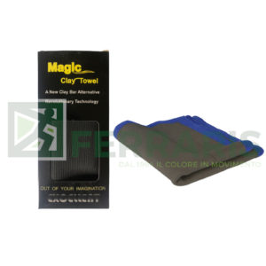 SCHOLL 04954 PANNO DECONTAMINANTE MAGIC CLAY