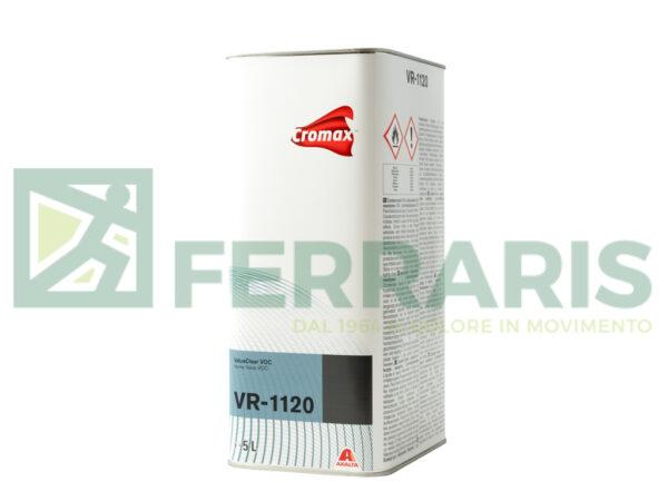 CROMAX VR1120 TRASPARENTE LITRI 5