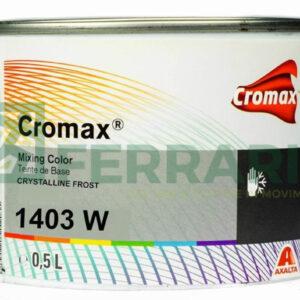 CROMAX 1403W BASE OPACA CRYSTALLINE FROST LITRI 0,5