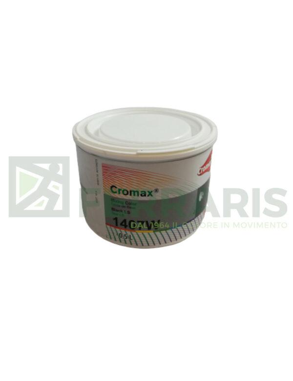 CROMAX 1407W BASE OPACA NERO LS LITRI 0,5