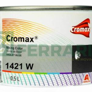 CROMAX 1421W BASE OPACA VIOLET BLUE LITRI 0,5