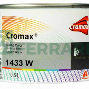 CROMAX 1433W BASE OPACA GREEN GOLD LITRI 0,5