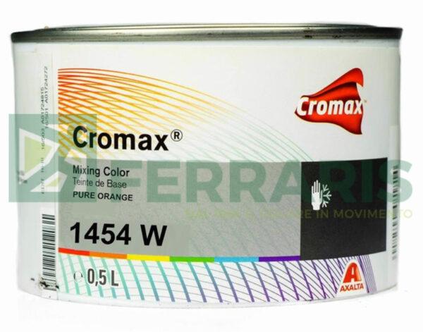 CROMAX 1454W BASE OPACA PURE ORANGE LITRI 0,5