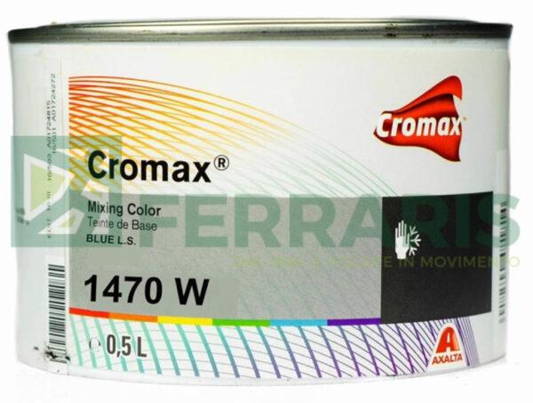 CROMAX 1470W BASE OPACA BLUE LS LITRI 0,5