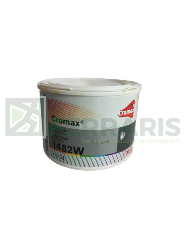 CROMAX 1482W BASE OPACA YELLOW OXIDE LITRI 0,5