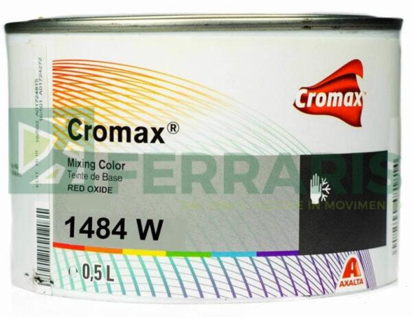 CROMAX 1484W BASE OPACA RED OXIDE LITRI 0,5