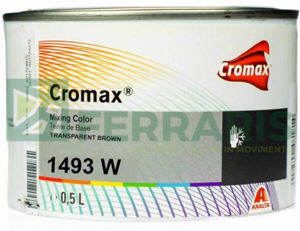 CROMAX 1493W BASE OPACA TRANSPARENT BROWN LITRI 0,5