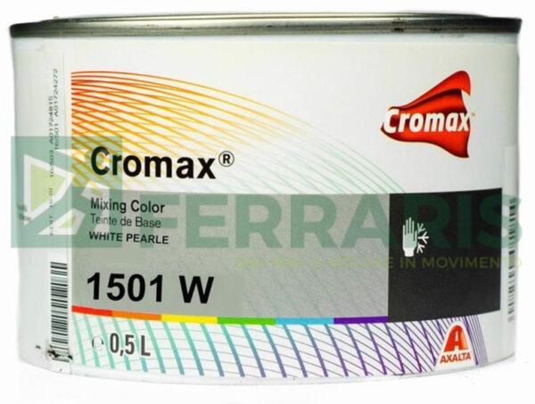 CROMAX 1501W BASE OPACA WHITE PEARL LITRI 0,5
