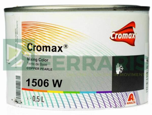 CROMAX 1506W BASE OPACA COPPER PEARL LITRI 0,5