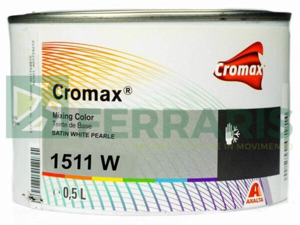 CROMAX 1511W BASE OPACA SATIN WHITE PEARL LITRI 0,5