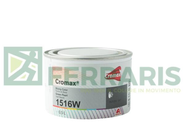 CROMAX 1516W BASE OPACA GREEN PEARL LITRI 0,5