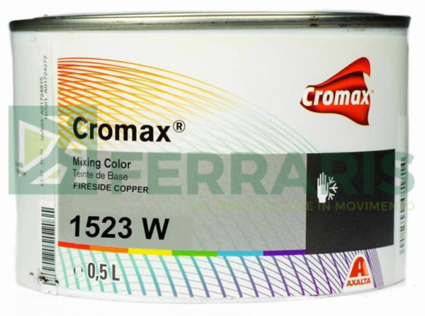 CROMAX 1523W BASE OPACA FIRESIDE COPPER EFX LITRI 0,5