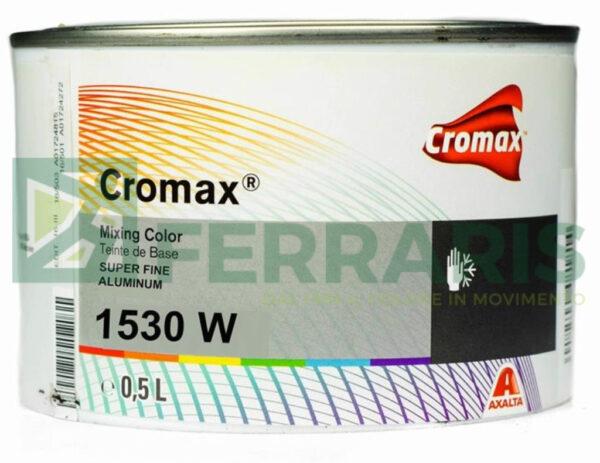 CROMAX 1530W BASE OPACA SUPERFINE ALUMINIUM LITRI 0,5