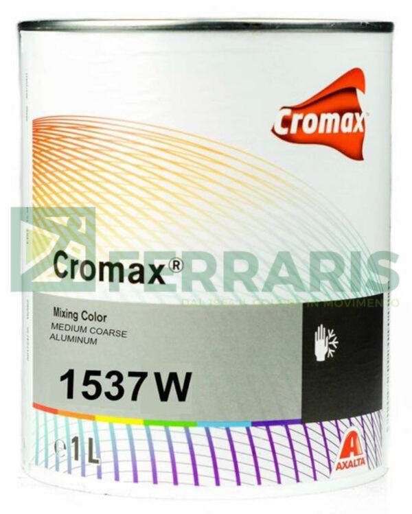 CROMAX 1537W BASE OPACA MEDIUM COARSE ALUMINIUM LITRI 1