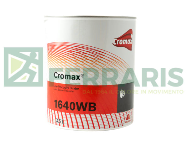 CROMAX W1640 RESINA LITRI 3,5