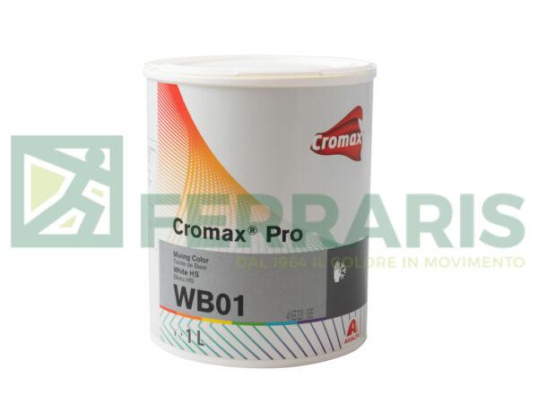CROMAX PRO WB01 BASE BIANCO HS LITRI 1
