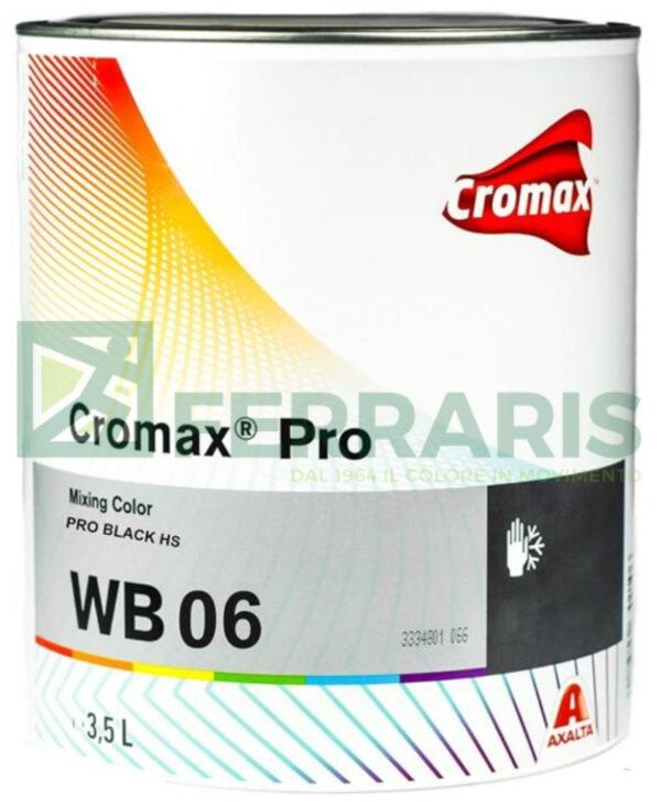 CROMAX PRO WB06 BASE BLACK HS LITRI 1
